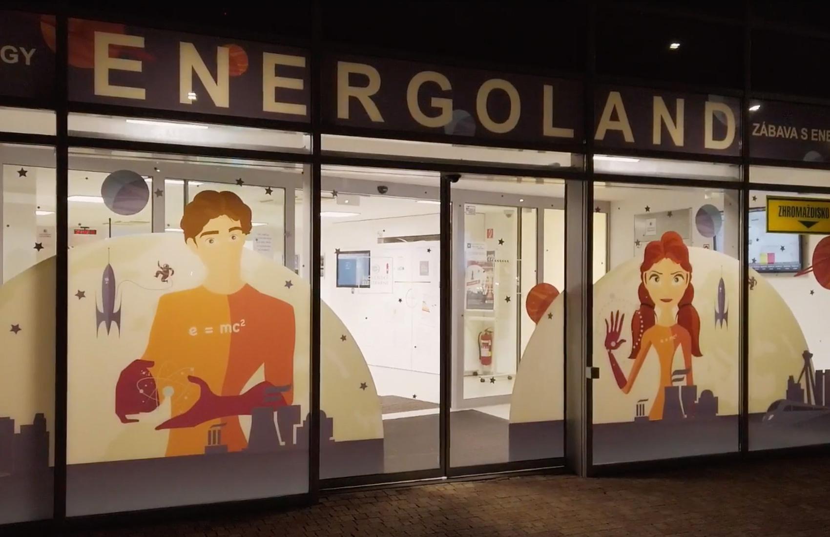 Night in Energoland (2019)