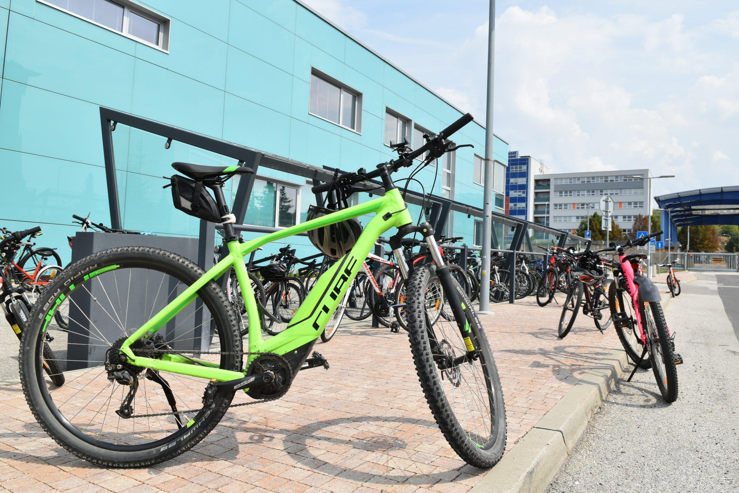 Energia na bicykli (2019)