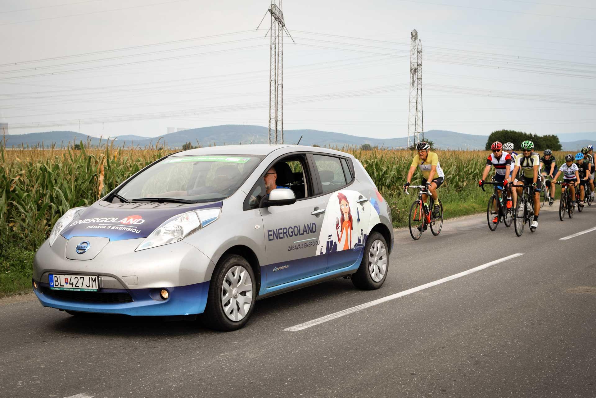 Energia na bicykli: Nechýbaj v pelotóne už túto nedeľu!