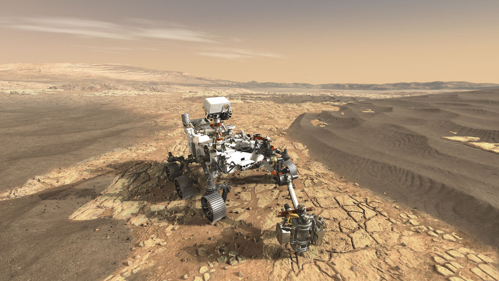 Rover na Marse