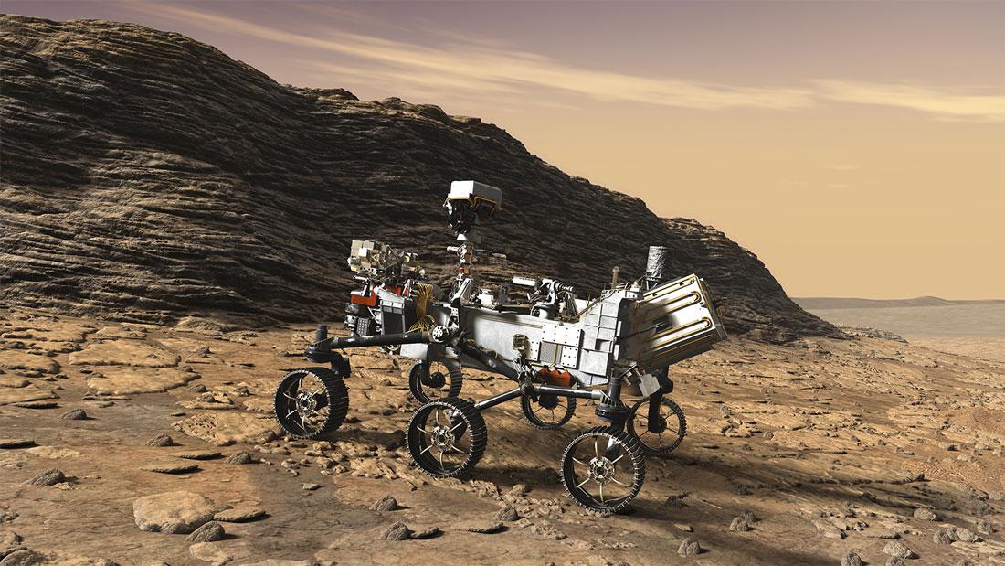 Zvuky Marsu: Ako by znel váš hlas na červenej planéte?