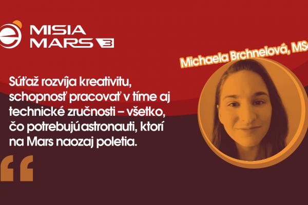 quote-Michaela Brchnelová