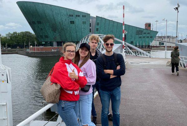 Misia Mars 3: Výlet do Holandska