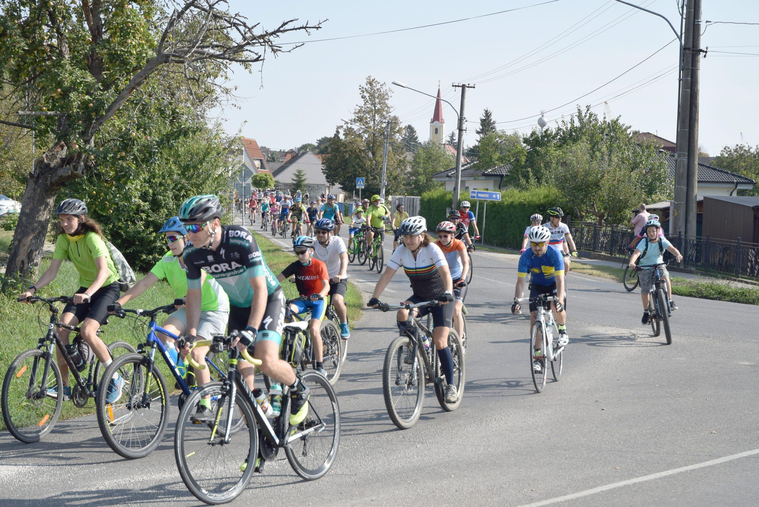 Na bohunickú Energiu na bicykli prišlo bezmála 120 ľudí